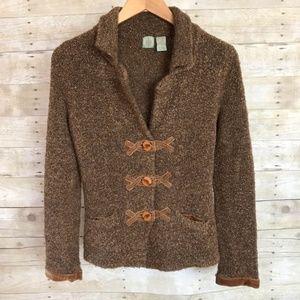 Anthropologie HWR (Monogram) Chunky Sweater - S